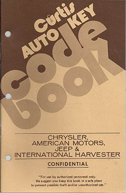 Hawley Lock Supply: Used AMC, Jeep, International and