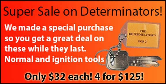 Determinator Sale
