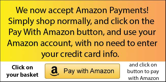 Pay with Amazon at Hawley Lock Supply