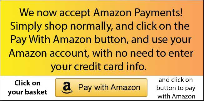 Pay with Amazon at Hawley Lock Supply